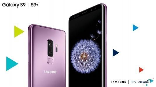 Türk Telekom'da eski telefonunu getirene, Galaxy S9 4100 TL'ye varan indirimle