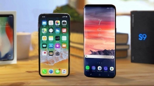 Galaxy S9+ mı iPhone X mi daha hızlı?