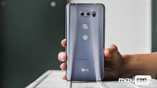 Yeni LG V30 Güncellemesi İle Beraber Cihaza V30S ThinQ Kamera Özellikleri Geldi