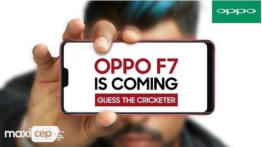 Oppo F7 Ön Kamerasıyla Dikkat Çekiyor
