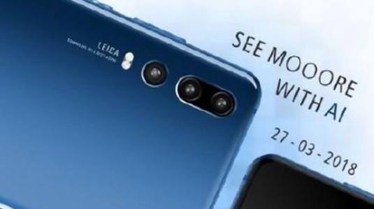 Huawei P20 Üçlüsünün Basın Görselleri Sızdırıldı