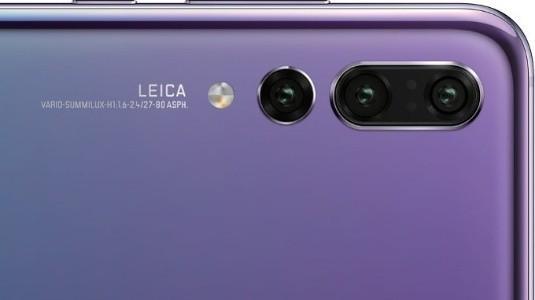 Huawei P20 Pro, Benzersiz Kamera Özelliklerine Sahip Olacak