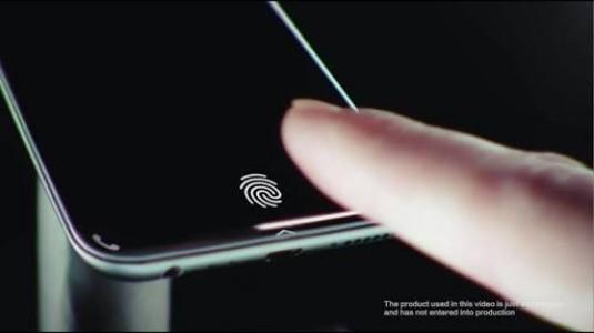 Meizu, Ekran Altı Parmak İzi Teknolojisi için Patent Aldı