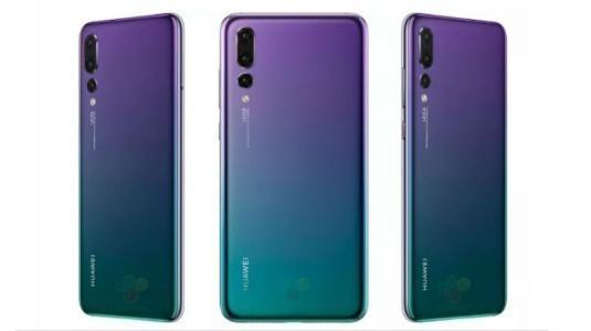 Huawei P20 ve P20 Pro'nun Avrupa Fiyatları Belli Oldu