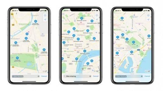 Apple Haritalar'da, Türkiye için önemli özellik