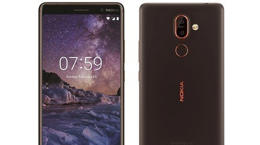 Nokia 7 Plus Duvar Kağıtları Yayınlandı