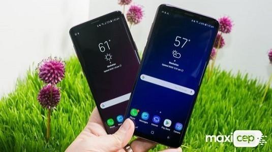 Bazı Samsung Galaxy S9 Plus Modellerinde Dokunmatik Sorunu Ortaya Çıktı