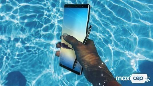Samsung, Galaxy Note 9 Modelinde 5G Modem Kullanmayı Düşünüyor