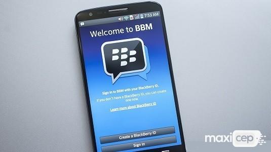 BBM Beta Yeni Güncellemesi Android İçin Yeni Özellikler İle Birlikte Geliyor