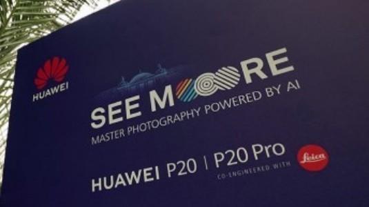 Huawei P20 Tanıtım Salonunda, Porsche Design Mate RS Modeli Ortaya Çıktı