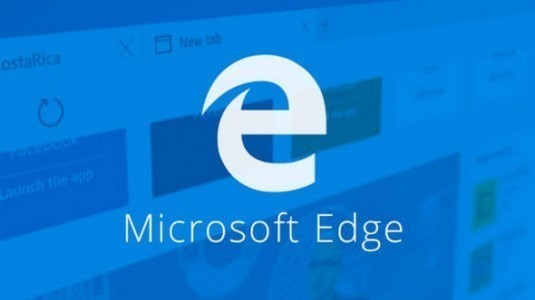Microsoft Edge, mobil cihazların sonrasında tablet bilgisayarlarda