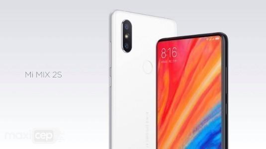 Xiaomi Mi Mix 2S, Çerçevesiz Tasarım ve Seramik Gövde ile Duyuruldu