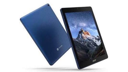 Acer'dan Dünyanın İlk Chrome OS Tablet Duyurusu Geldi