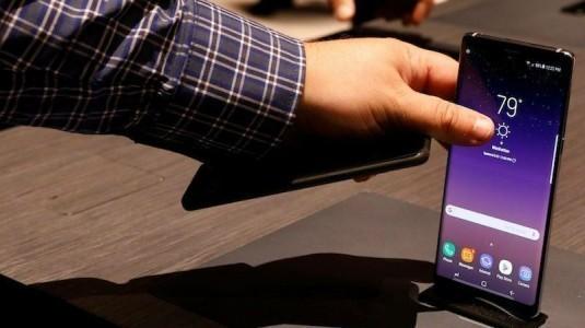 Galaxy Note 9'dan sızıntılar gelmeye devam ediyor