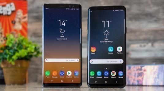 Galaxy Note 9, Samsung Web Sitesinde Ortaya Çıktı