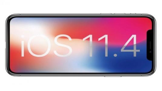 Apple yeni işletim sistemi sürümü iOS 11.4 hazırlıklarına başladı