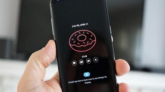 Galaxy S8 ile Note 8, beğenilen Galaxy S9 özelliğine kavuştu