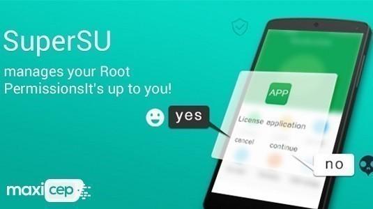 En Popüler Root Uygulaması Olan SuperSU'nun 2.82 RS5 Sürümü Yayınlandı