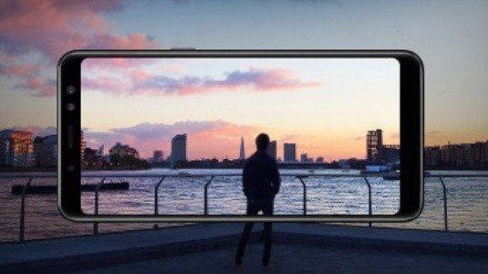 Samsung Galaxy A8 + (2018) Üç Ayda Bir Güvenlik Güncelleştirmesi Alacak