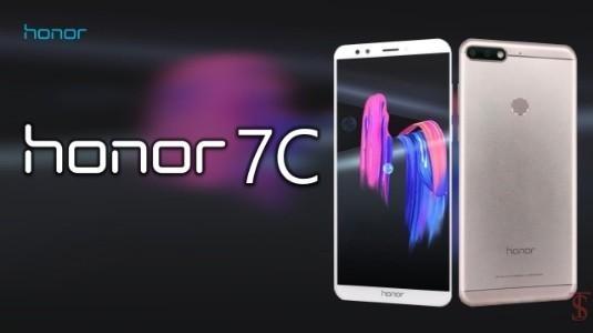 Honor 7C, 12 Mart'ta Resmiyet Kazanacak