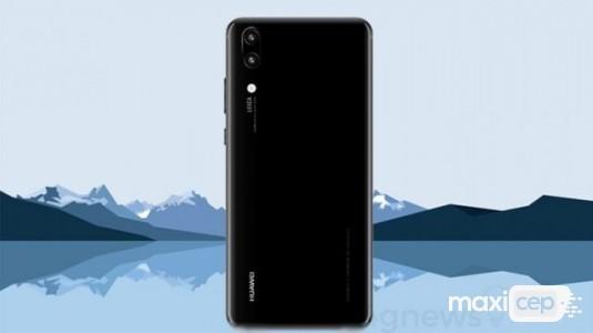 Huawei P20 Pro'nın resmi görselleri yayınlandı