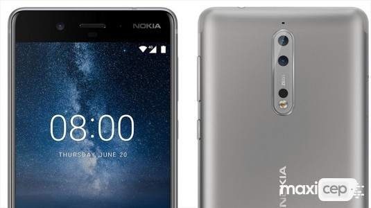 Nokia 9'un çift kamerası, harikalar yaratacak
