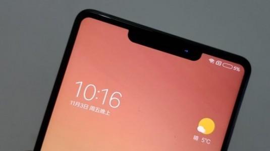 Xiaomi Mi Mix 2s'in yeni görseli sızdırıldı, çentik yok!