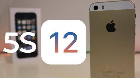 iOS 12 ile birlikte iPhone 6'dan öncesi desteklenmeyecek