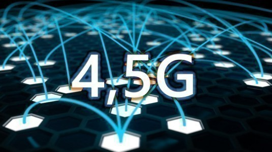 4.5G'nin abone sayısı, 3G'den 6 kat daha fazla