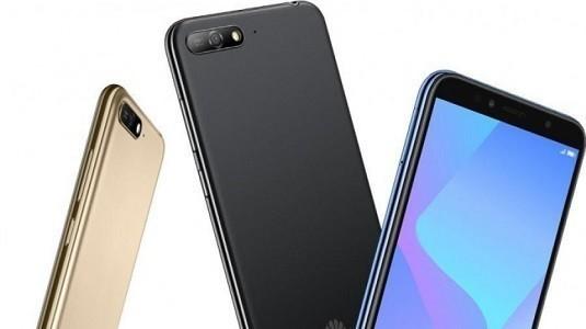 Uygun Fiyatlı Huawei Y6 (2018) Modeli Duyuruldu