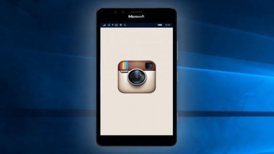 Windows 10 Mobile'a, şimdi de Instagram veda etti