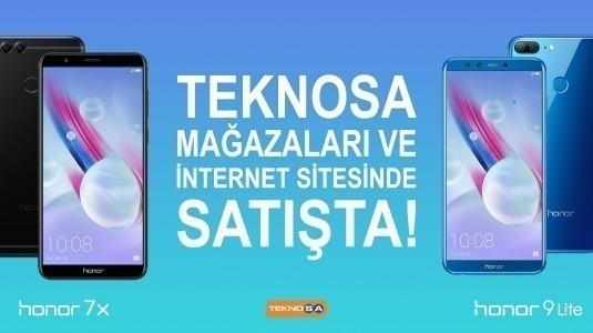 Honor Akıllı Telefonlar Türkiye'de Kısa Sürede Tükendi