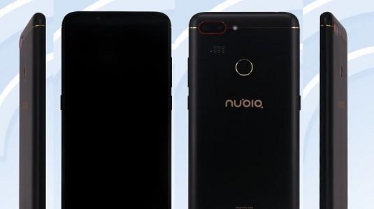 NX617J Kod Adına Sahip Yeni Nubia Telefonu Ortaya Çıktı