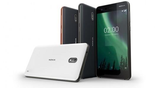 Nokia 2 yeniden güncellendi
