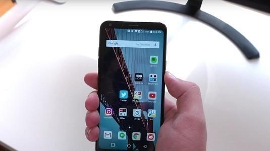LG Q7 FCC Sertifikasında Listelendi