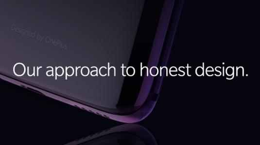 OnePlus 6'nın Cam Tasarımı Doğrulandı