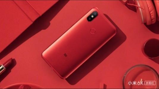 Xiaomi Mi 6x, Yarınki Tanıtımı Öncesinde Yeniden Sızdırıldı