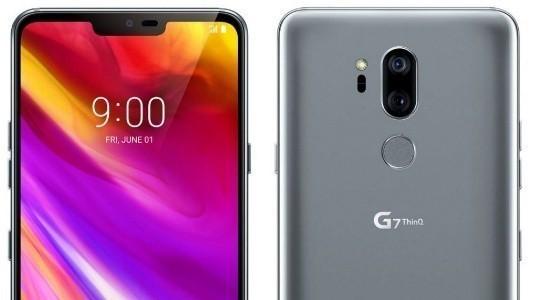 LG G7 ThinQ için 6.1 inç Süper Parlak Quad HD+ Ekran Onaylandı