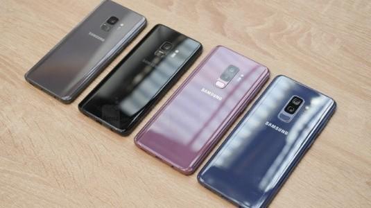 Samsung Galaxy S9 ve S9+ Satışları Bir Ayda 8 Milyonu Geçti