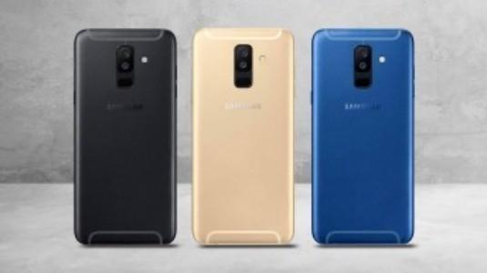 Yeni Samsung Galaxy A6+ ve Galaxy A6 Görselleri Ortaya Çıktı