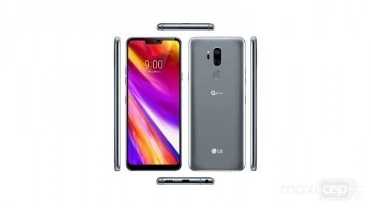 LG G7 ThinQ, siyah renk seçeceğiyle sızdırıldı