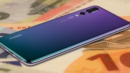 Huawei P20 Pro, Şirketin Bugüne Kadar Batı Avrupa'da En İyi Sattığı Telefon Oldu