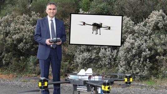 Turkcell uçan baz istasyonuyla kesintisiz iletişim sunacak