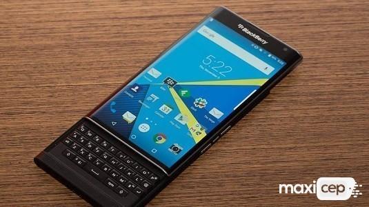 Blackberry Priv İçin Yeni Güncelleme Yayınlandı