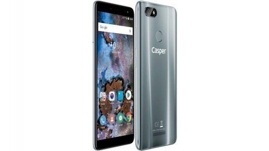 Casper VIA M4 teknik özellikleri ve fiyat etiketi duyuruldu
