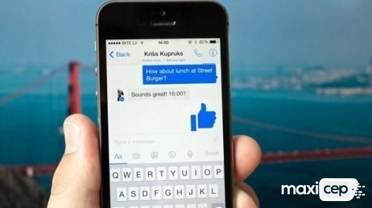Facebook Messenger'a çok dikkat! Sizin mesajlarınızı okuyor