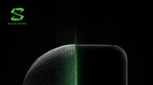Blackshark Oyun Telefonunun İlk Tanıtım Görseli Geldi