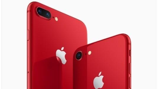 Apple, iPhone 8 ve iPhone 8 Plus Product Red Özel Versiyonunu Duyurdu