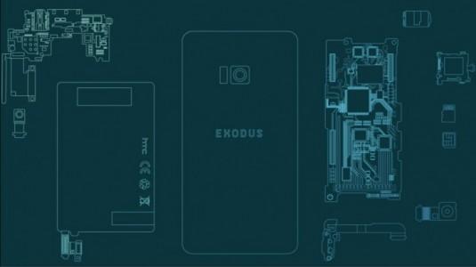 HTC'nin Blockchain Telefonu Exodus, Yakında Geliyor