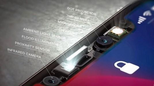 Xiaomi Mi 8 Çentikli Tasarım ve Gelişmiş Yüz Tanıma Özelliğiyle Geliyor